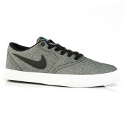 Tênis Cinza Nike Sb Check Canvas