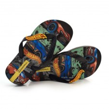 Imagem - Chinelo Infantil Ipanema Hot Wheels cód: 0000192120111