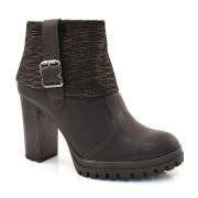 Ankle Boots De Salto Alto Dakota