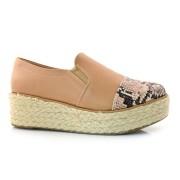 Sapato Anabela Feminino Suzzara