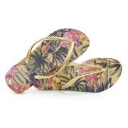 Chinelo Havaianas Feminino Slim Tropical