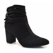 Imagem - Ankle Boots De Salto Alto Laserena cód: 0000235818036
