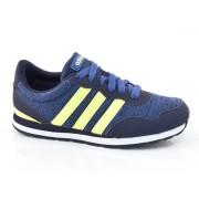Tênis Casual Juvenil Adidas Neo V Jog K - 31 A 36