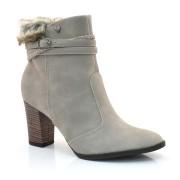 Ankle Boots De Salto Alto Mississipi