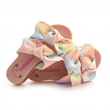 Imagem - Chinelo Slide Tie Dye Infantil Molekinha cód: 0000256620106