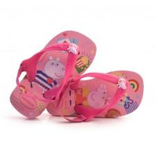 Imagem - Chinelo Havaianas Baby Peppa Pig cód: 0000257220107