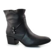 Ankle Boots De Salto Baixo Bottero