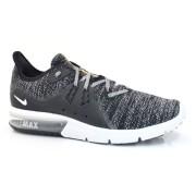 Imagem - Tênis Masculino Nike Air Max Sequent 0000278718041 PRETO/BRANCO