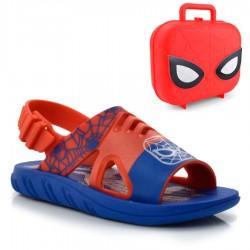 Imagem - Papete Infantil Marvel Hero Com Maleta cód: 0000280121082