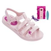 Sandália Infantil Barbie Dream House + Brinde