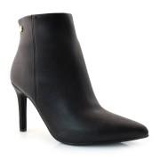 Ankle Boots De Salto Alto Vizzano