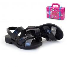 Imagem - Sandalia Infantil Barbie Volta Ao Mundo + Brinde cód: 0000320919082