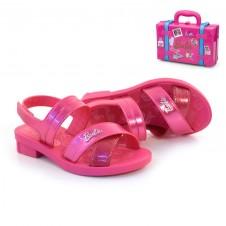 Imagem - Sandalia Infantil Barbie Volta Ao Mundo + Brinde cód: 0000321719087