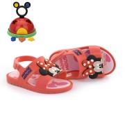 Imagem - Sandália Disney Mickey E Minnie + Brinde cód: 0000371519088
