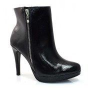 Imagem - Ankle Boots De Salto Alto Via Marte cód: 0445560718055