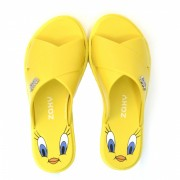 Chinelo Slide Zaxy Looney Tunes
