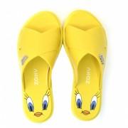 Chinelo Slide Zaxy Looney Tunes