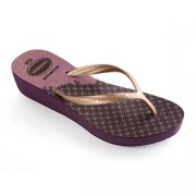 Tamanco Anabela Havaianas High Light Ii