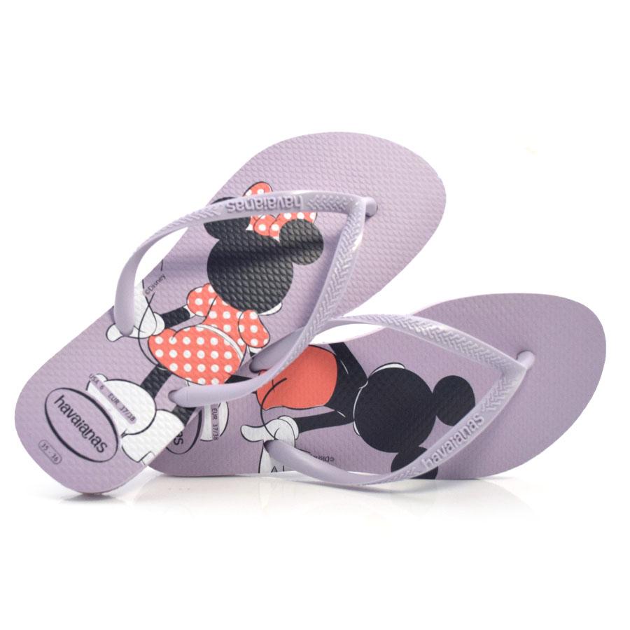 Imagem - Chinelo Havaianas Slim Disney cód: 0000029721061