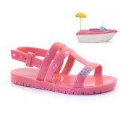 Imagem - Sandalia Infantil Barbie Iate + Brinde cód: 0000094719062
