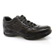 Sapato Masculino De Couro Democrata Air Full 2