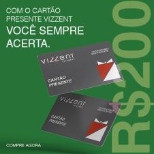 Imagem - Vale Compras Vizzent Calçados R$ 200,00 cód: VALE200