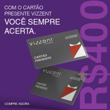 Imagem - Vale Presente R$400,00 cód: 400VALE