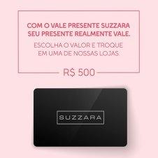 Imagem - Vale Presente R$500,00 - SUZZARA cód: 500VALE_suzzara