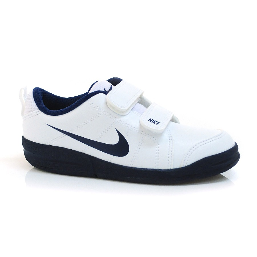 Tênis Infantil Nike Pico Lt Psv BRANCO MARINHO Com o Melhor Preço na ... f883068bcb258