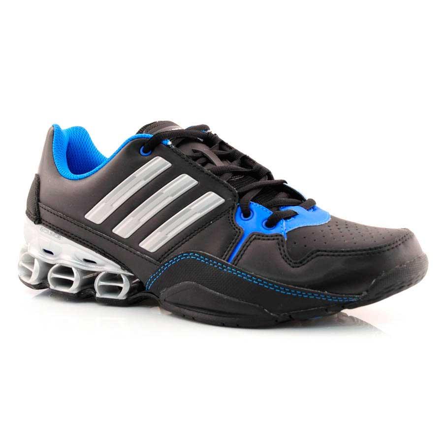 c1692da50c2 Tênis Adidas Bounce Peak PRETO PRATA ROYAL Com o Melhor Preço na Vizzent
