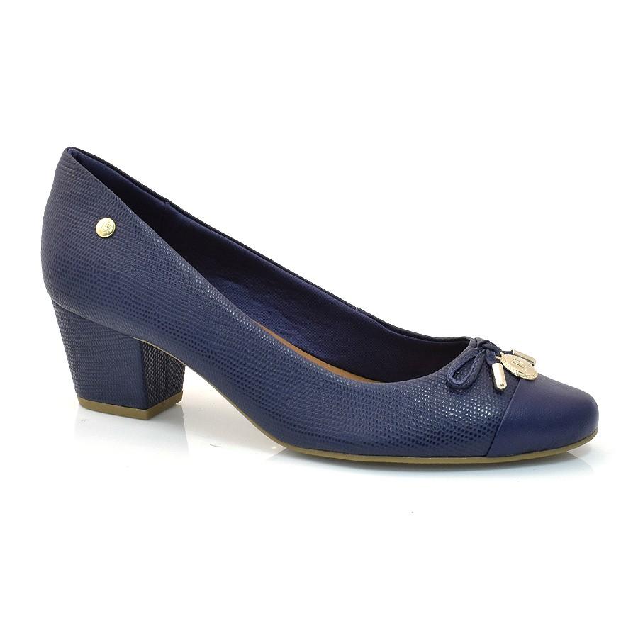 0edd122b2a Sapato Feminino Usaflex CAP GAL. N BLUEE (C) Com o Melhor Preço na ...