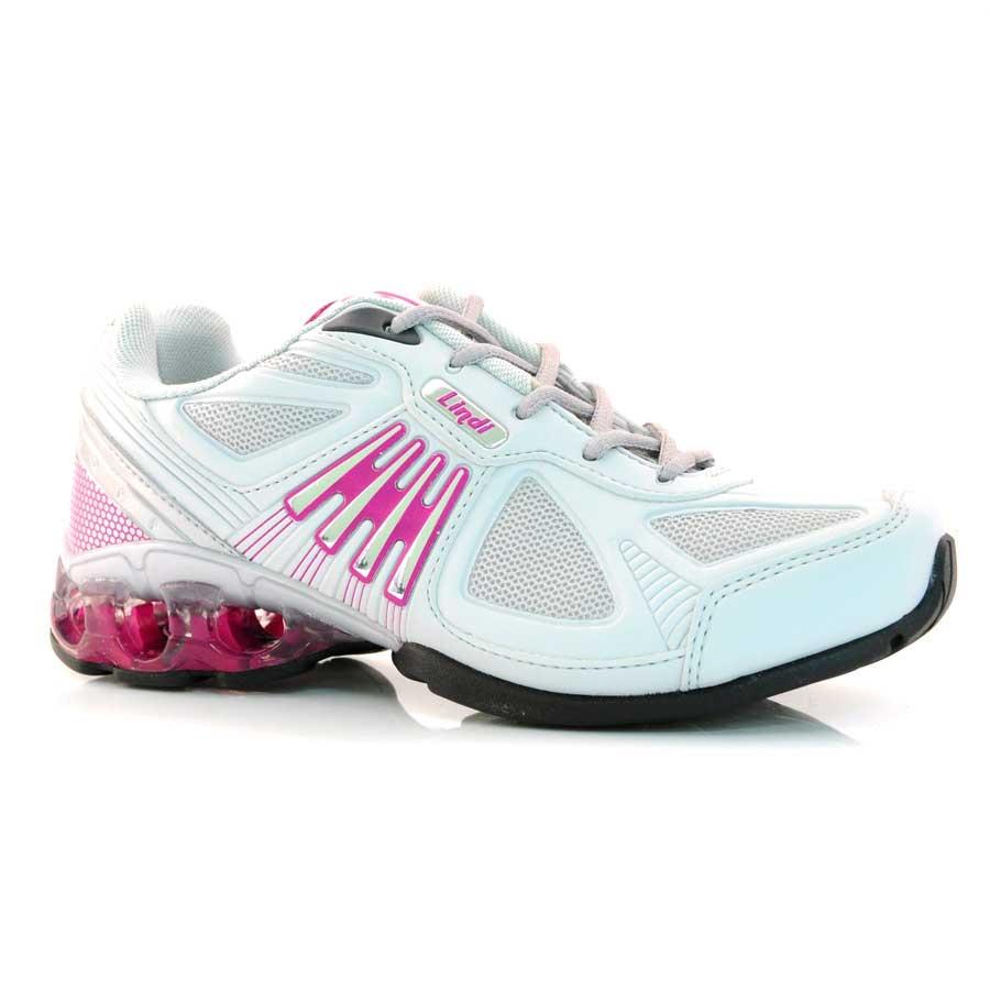 059ad71b2 Tênis Feminino Lindi Holls PEROLA PRATA UVA Com o Melhor Preço na ...