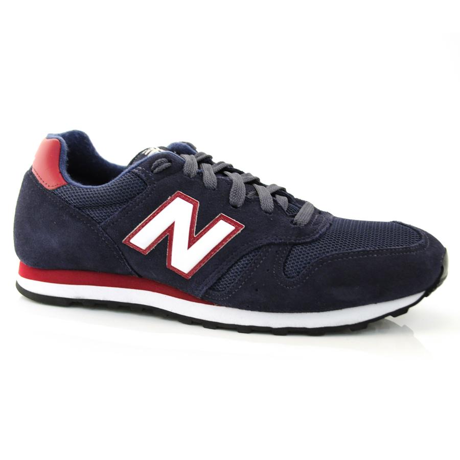 new balance 373 azul e vermelho