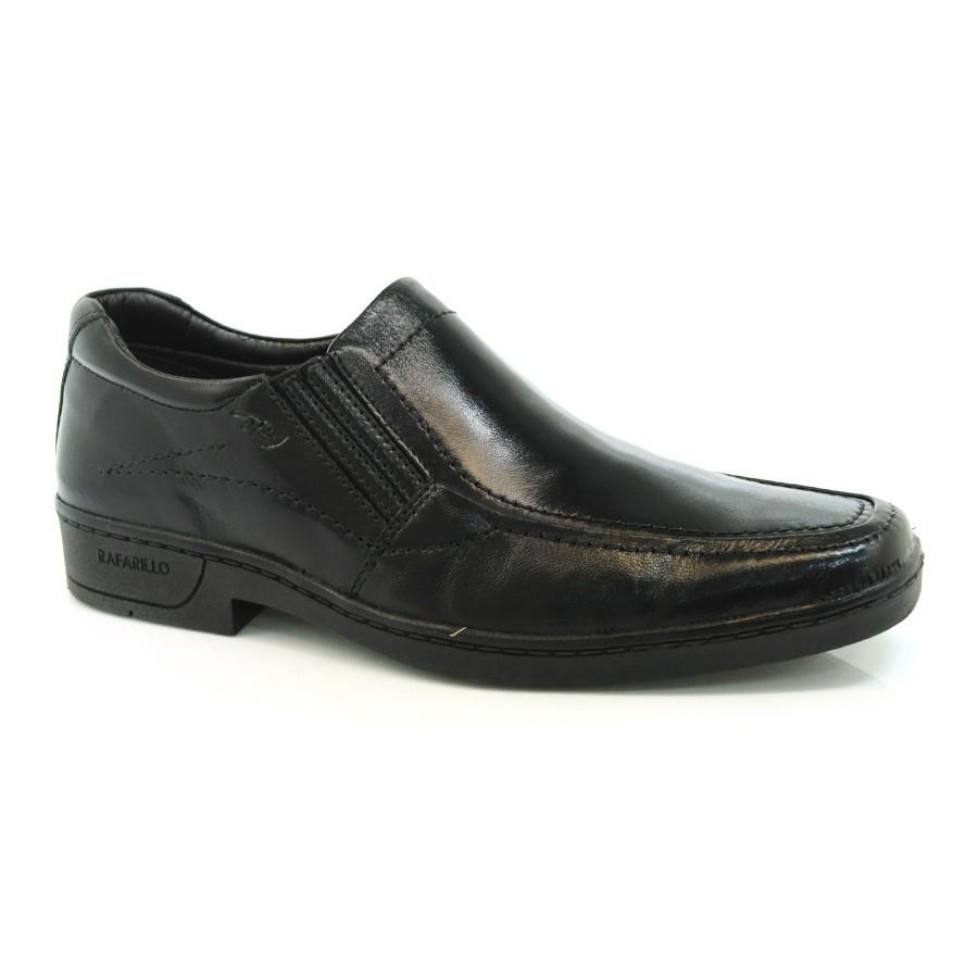 ba6610fbb Ampliar imagem. Sapato Social De Couro Rafarillo Confort ...