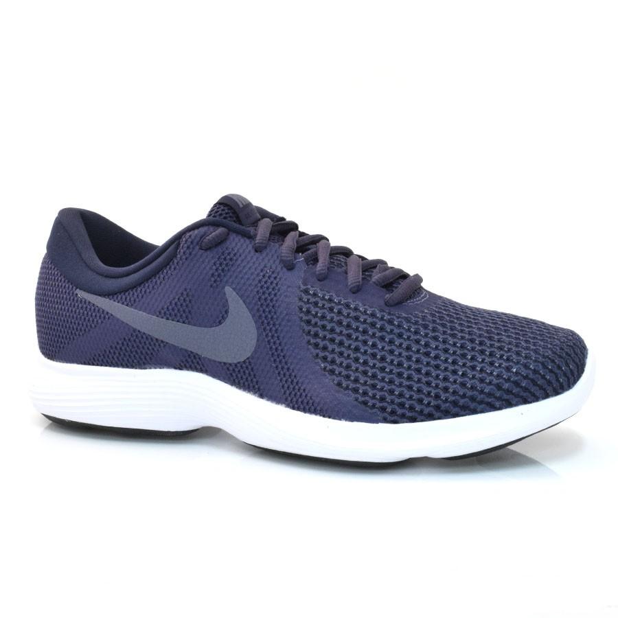 8d00b5062a2 Tênis Masculino Nike Revolution 4 MARINHO Com o Melhor Preço na Vizzent
