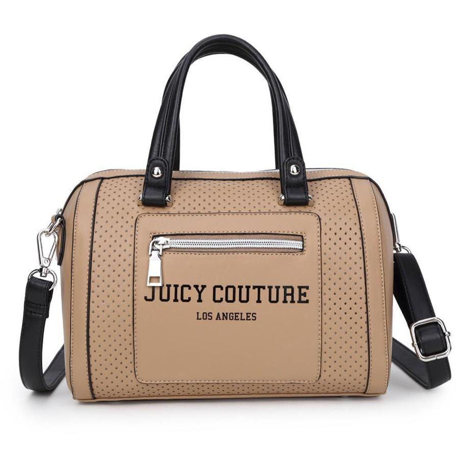 6425799ff Bolsa Feminina Juicy Couture BEGE P06 Com o Melhor Preço na Vizzent