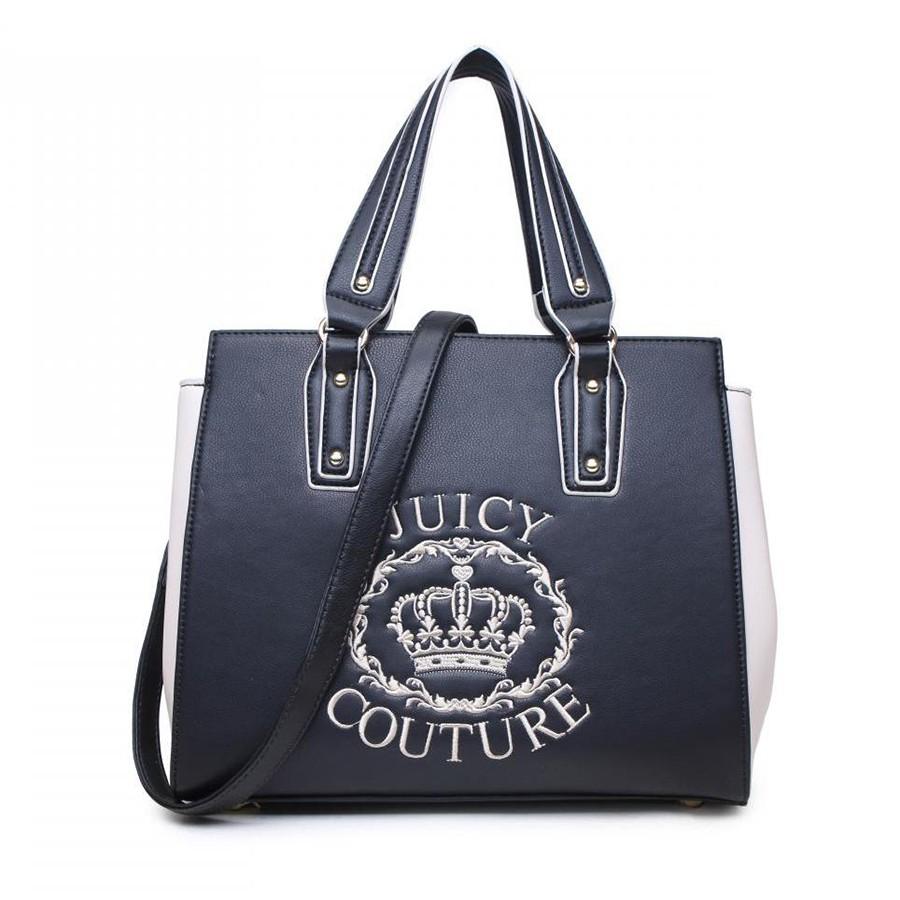 314f76454 Bolsa Feminina Juicy Couture PRETO M01 Com o Melhor Preço na Vizzent