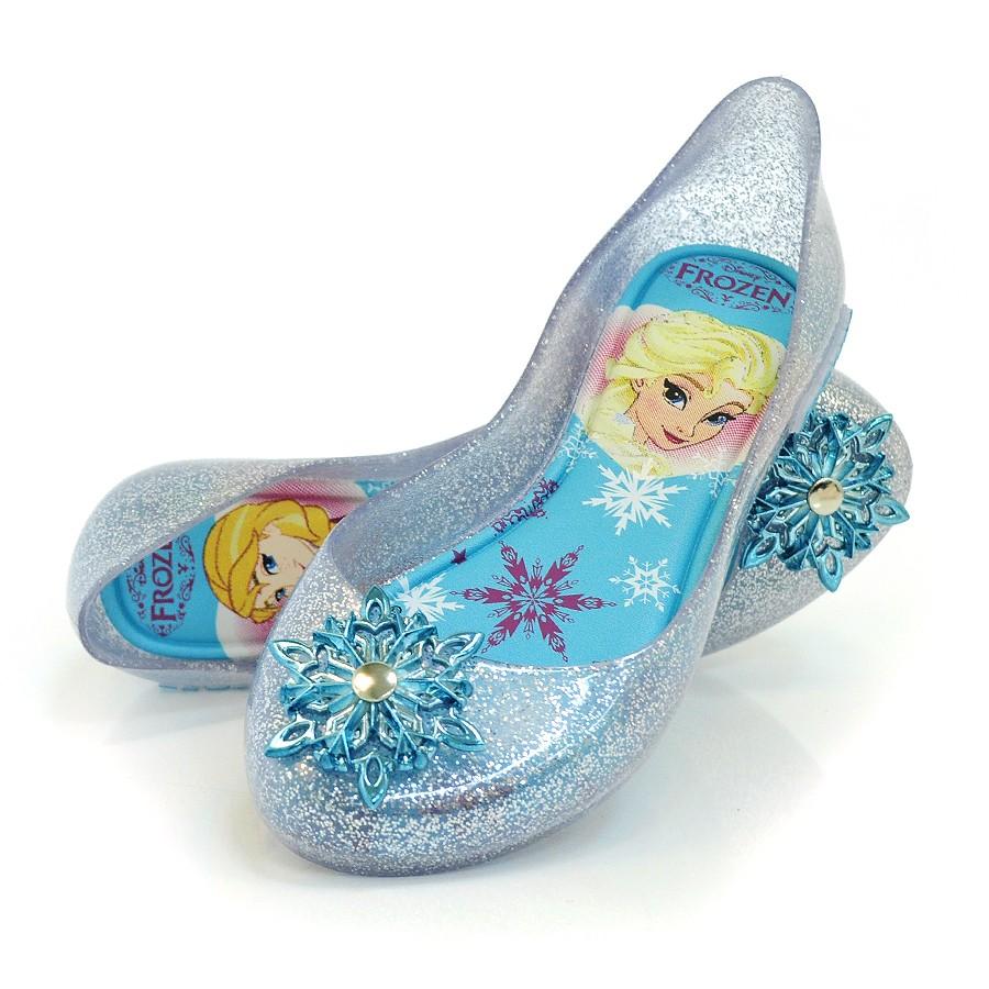 1950ce8f2c Sapatilha Infantil Disney Frozen PRATA AZUL 50588 Com o Melhor Preço ...