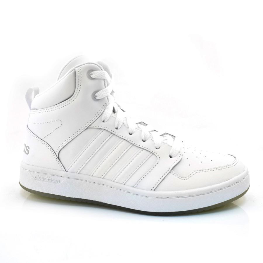 bcb933733a8 Tênis Branco Masculino Adidas Cf Super Hoop BRANCO Com o Melhor ...