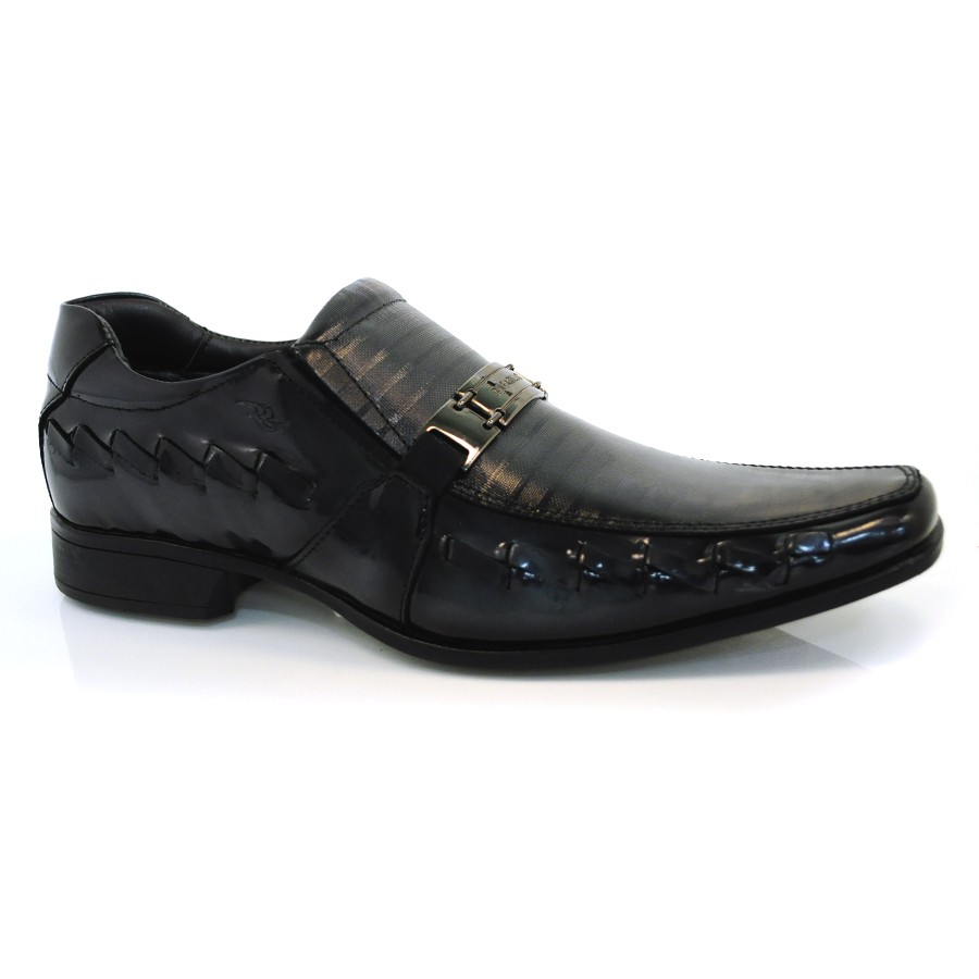 f4145592c7 Sapato Social Masculino Rafarillo Las Vegas MET METALICO NEW ONI Com ...