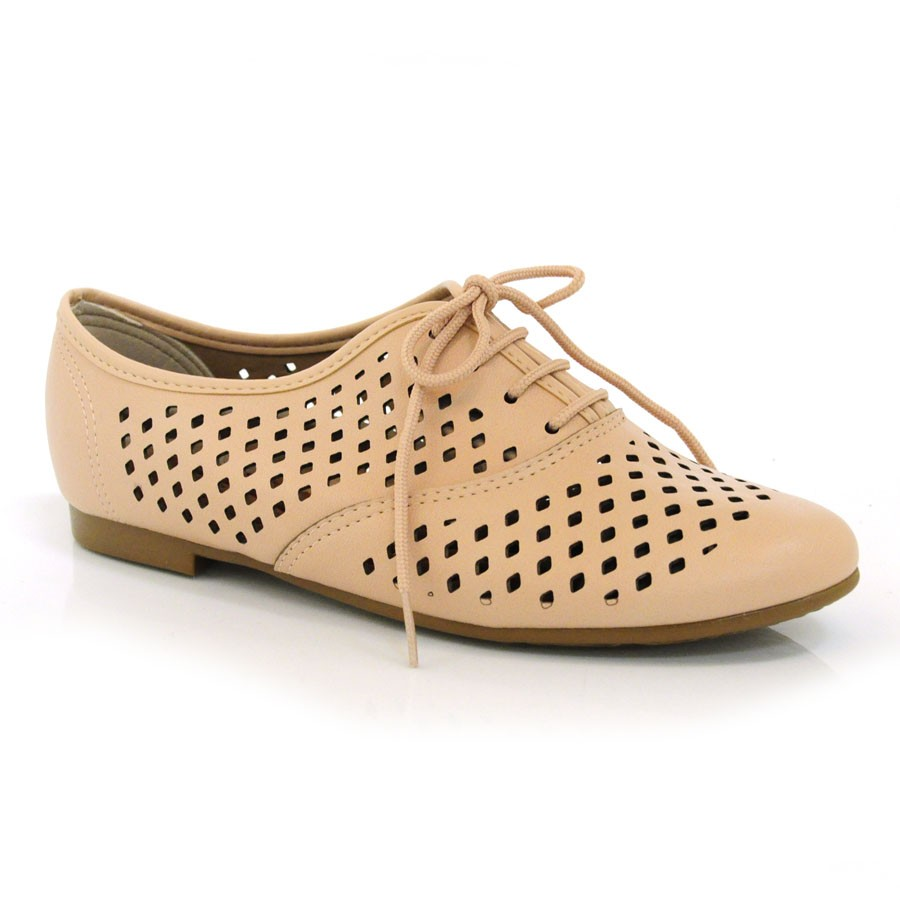 d6123b0a2b Sapato Oxford Feminino Beira Rio - Compre Online