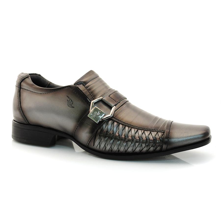 573d68a1b17 Sapato Masculino Social Rafarillo Las Vegas VEG PLISS. DIAMANTE Com ...