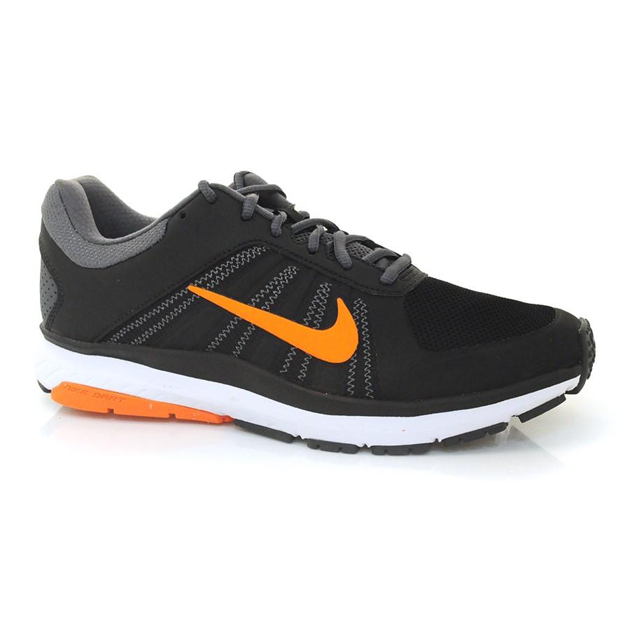 c7078301c5 Tênis Nike W Darrt PRETO LARANJA Com o Melhor Preço na Vizzent