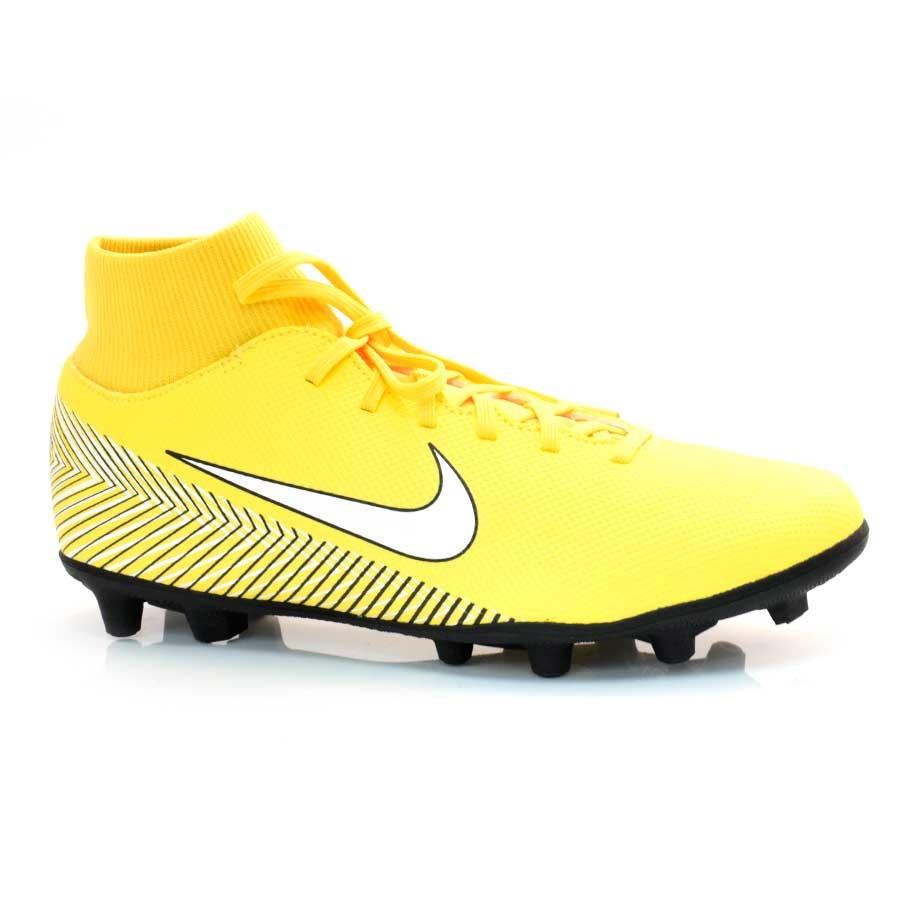 8654b351f Chuteira Nike Neymar AMARELO Com o Melhor Preço na Vizzent