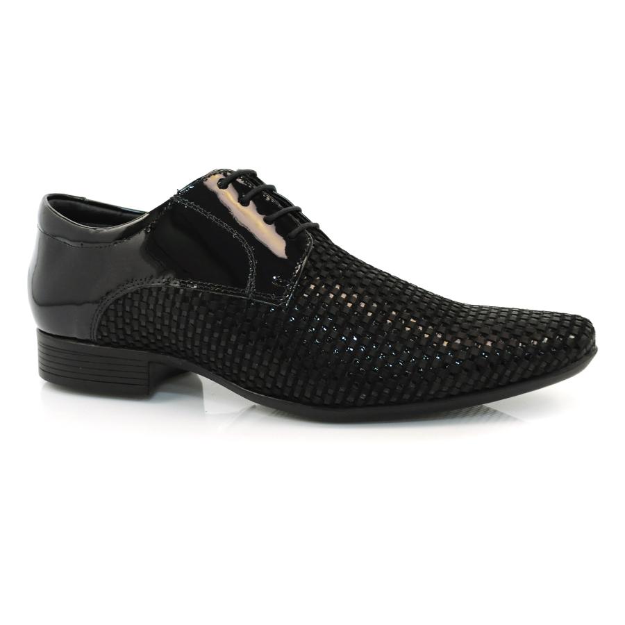 8066fe3360 Sapato Social Masculino Jota Pe Fratelli TRIS.ORIGINAL/VZ PTO Com o ...