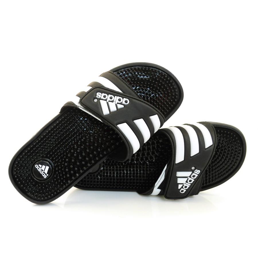 3d648de97a Chinelo Adidas Adissage PRETO BRANCO Com o Melhor Preço na Vizzent