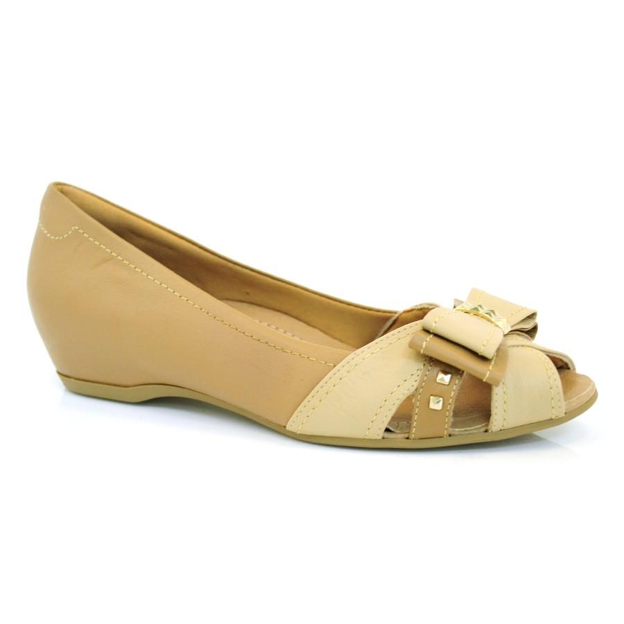 d10186f99 Sapato Feminino Usaflex CAPRINA CAB. COCO Com o Melhor Preço na Vizzent