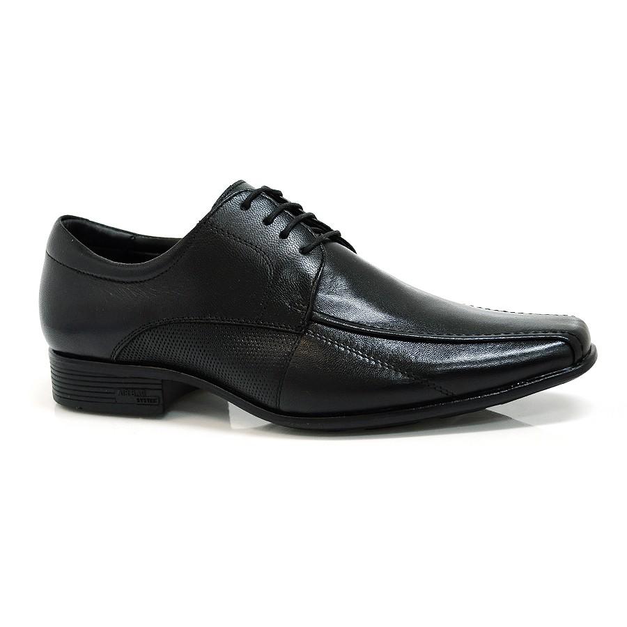 e359f309c Sapato Social De Couro Jota Pe PELICA CABRA PRETO Com o Melhor Preço ...