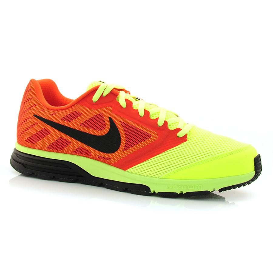 10e1743f23e44 Tênis Nike Zoom Fly VERMELHO AMARELO PTO Com o Melhor Preço na Vizzent