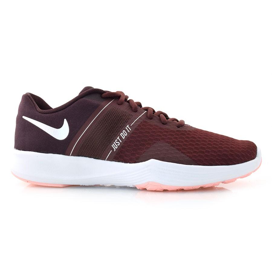 Tênis Feminino Nike City Trainer 2 VINHO Com o Melhor Preço na Vizzent 853f67f8cefa2